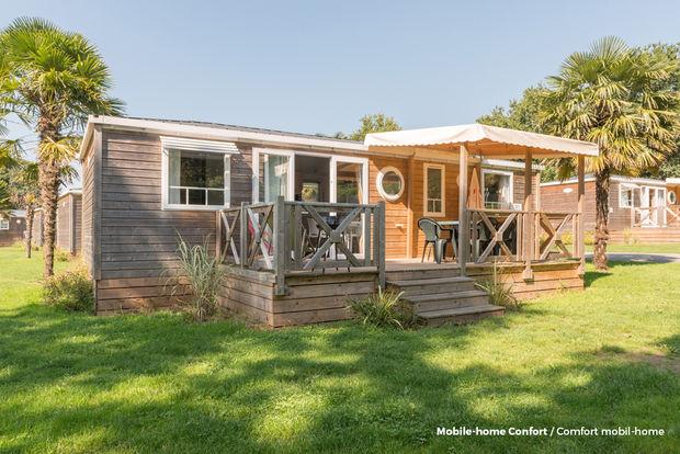 75e31565d171 Mobil Home rental in Dol de Bretagne (Brittany) - Les Ormes