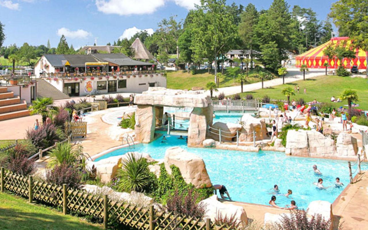 Camping avec piscine en bretagne les ormes - Camping en bretagne avec piscine ...