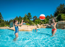 outdoor pool les ormes