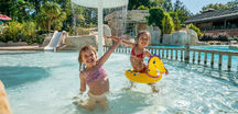 campsite with pools brittany les ormes